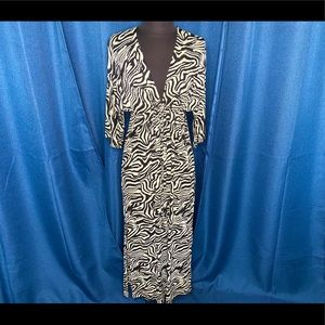 Luli Fama Miami Beach dress